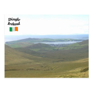 Dingle, Co. Kerry, Ireland Postcard