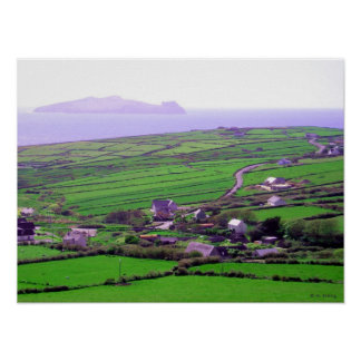 Dingle The Sleeping Giant Print