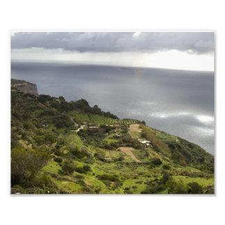 Dingli Cliffs, Malta Art Photo