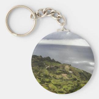Dingli Cliffs Malta Key Ring