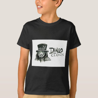 Dingo Dizmal portrait done by Kevin Reynolds. T-Shirt