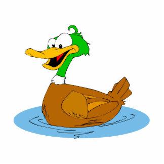 Dingy Duck Cut Out