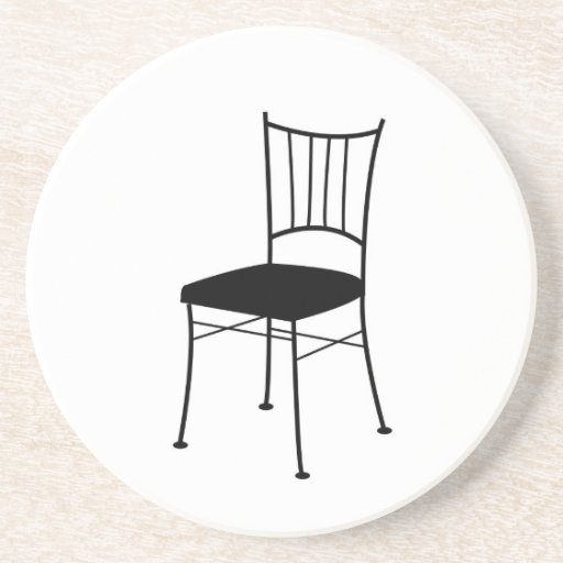 dining chair beverage coasters