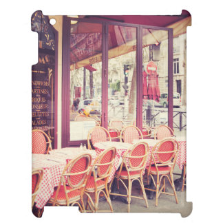 Dining In Paris Al Fresco Cover For The iPad