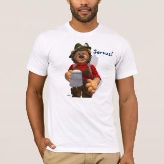 Dinky Bears Bavarian Oktoberfest Bear T-Shirt