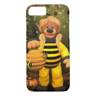 Dinky Bears: Little Bee iPhone 8/7 Case