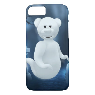 Dinky Bears: Little Ghost iPhone 8/7 Case