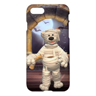 Dinky Bears: Little Mummy iPhone 8/7 Case