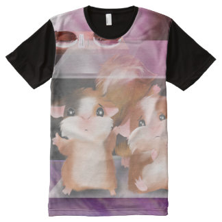 Dinner Anyone? All-Over Print T-Shirt