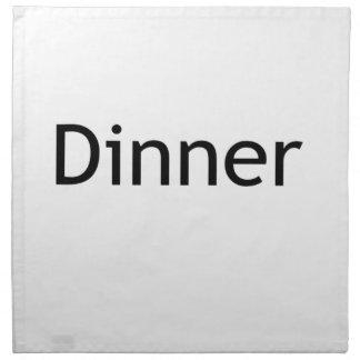 Dinner Napkin