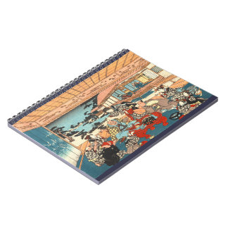 Dinner Party 1840 Notebooks