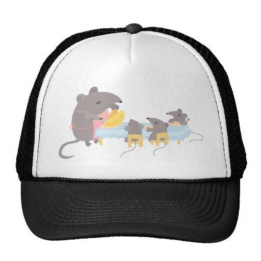 Dinner time trucker hats