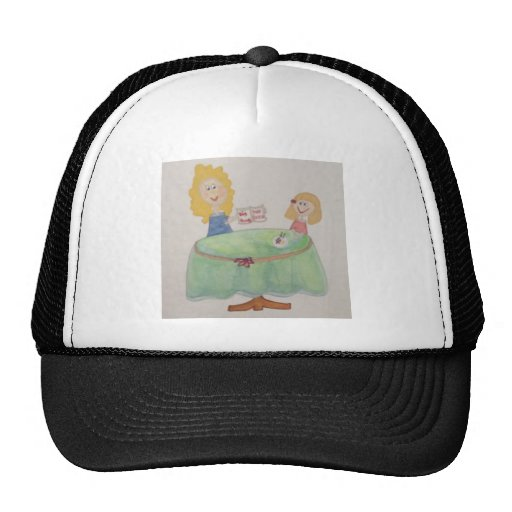 Dinner time hats
