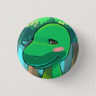 Dinnersaurus Mamasaurus 3 Cm Round Badge