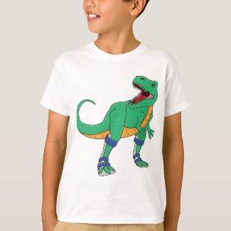 Dino AFO Kids T