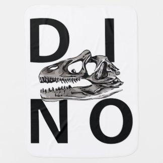 DINO - Baby Blanket