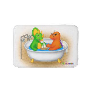Dino-Buddies™ Bathmat - Funny Feet Bathtub!