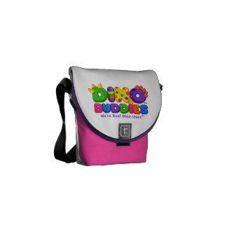 Dino-Buddies™ Mini Mesenger Bag – Rollo w/Star Commuter Bags