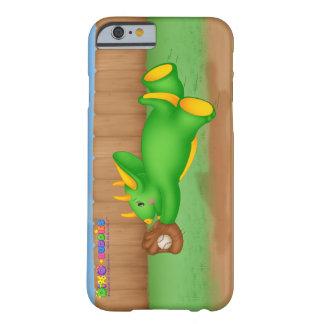 DINO-BUDDIES™ - Trey™ the Triceratops iPhone Case