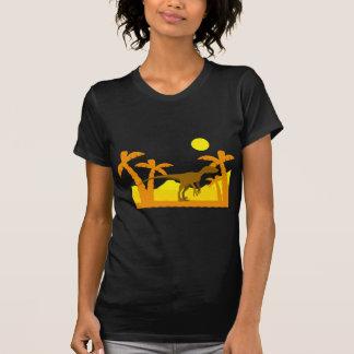 Dino in the Desert T-Shirt