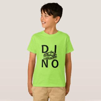 DINO - Lime Kids' Hanes TAGLESS® T-Shirt