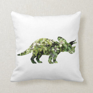 Dino Mood Throw Cushion