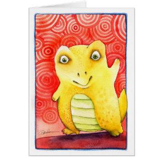 Dino Myte Card