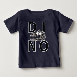 DINO - Navy Blue Baby Fine Jersey T-Shirt