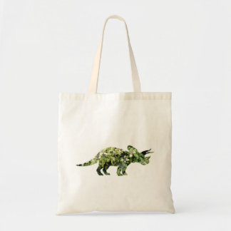 Dino Plants Tote Bag