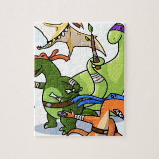 dino power rawr we will not be found puzzles
