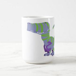 Dino Raptor mug