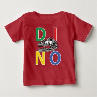DINO - Red Baby Fine Jersey T-Shirt