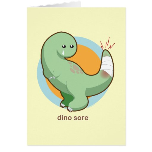 Dino Sore