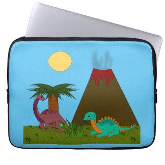 Dino Style Laptop Sleeve