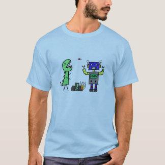 Dinobot Attack T-Shirt