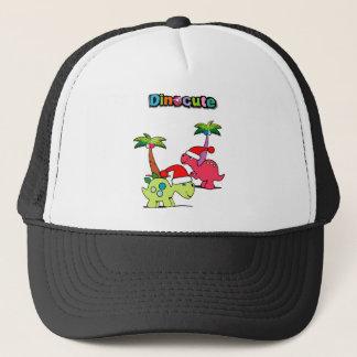 dinocute trucker hat