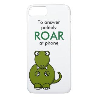 Dinophone iPhone 7 Case