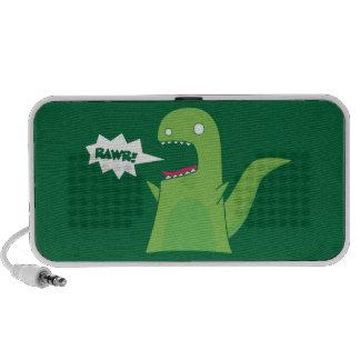 Dinorawr iPhone Speakers