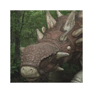 Dinosaur 3786 canvas print
