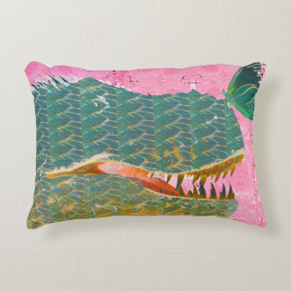 Dinosaur and Buttefly Print Home Decor Gifts Decorative Cushion