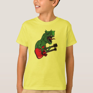 Dinosaur Bands - kids T-Shirt