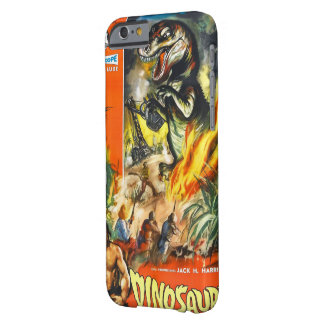 Dinosaur Barely There iPhone 6 Case
