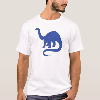 Dinosaur - Blue T-Shirt