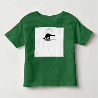 Dinosaur - Brontosaurus Toddler T-Shirt