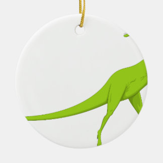 Dinosaur Ceramic Ornament
