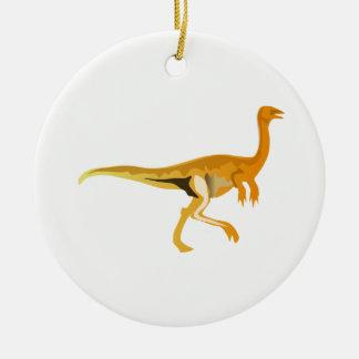Dinosaur Ceramic Ornament