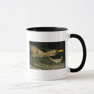 Dinosaur Chase Mug