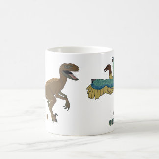 Dinosaur Favorites Mug