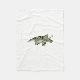 Dinosaur Fleece Blanket