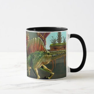 """Dinosaur Friends II"" Mug"